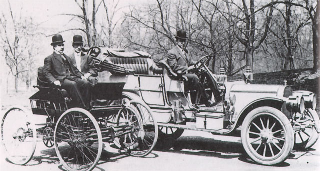 Then And Now Cars From 1890 To 1906
