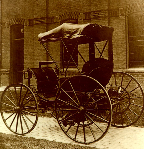 Running By February 1893 And Ready For Road Trials September The Car Built Charles Frank Duryea Brothers Was First Gasoline Ed