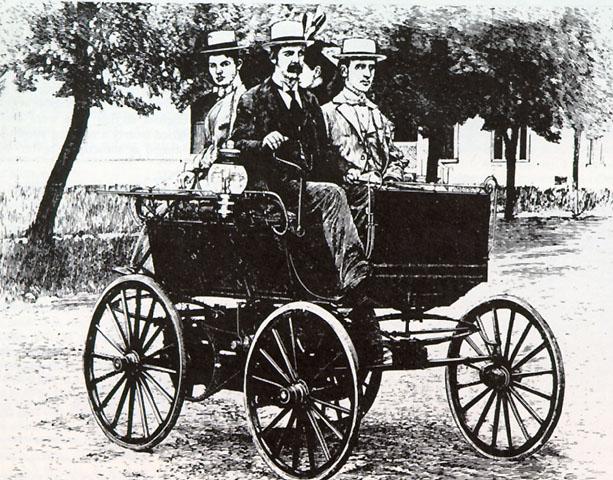 The First Car - A Hi